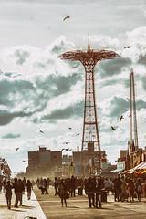Forever Coney Island (Thomas Hawk) Tags: america brooklyn coneyisland nyc newyork newyorkcity usa unitedstates unitedstatesofamerica fav10 fav25 fav50 fav100