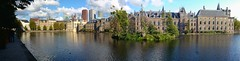 Dutch government buildings (_ Alain Derksen _) Tags: building government netherlands binnenhof panorama hague alain derksen