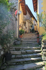 Italie - Lac Majeur - Iles Borromées - Isola dei Pescatori (Eric59CH) Tags: italie lacmajeur nature paysage iles borromees ville village