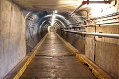 DSC01338 - Blast Tunnel (archer10 (Dennis) 154M Views) Tags: carp diefenbunker ottawa museum ontario sony a6300 ilce6300 18200mm 1650mm mirrorless free freepicture archer10 dennis jarvis dennisgjarvis dennisjarvis iamcanadian novascotia canada blasttunnel nuclear shock wave
