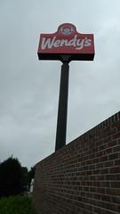 Wendy's sign (RetailByRyan95) Tags: wendys sign hampton va virginia