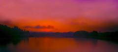 Seascape. (ost_jean) Tags: sunrise nikon d5300 tamron sp af 1750mm f28 xr ostjean douroriver portugal porto longexposure landscape landschap seascape mood sfeer dark