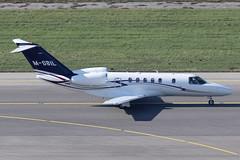 Popken Fashion Services GmbH Cessna Citationjet 4 M-OBIL (c/n 525C0132) (Manfred Saitz) Tags: vienna airport schwechat vie loww flughafen wien popken fashion services cessna citationjet 4 c25c mobil mreg