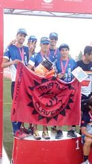 TeamClaveria campeón de Madrid absoluto de contrarreloj por equipos 1