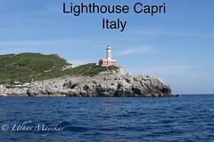 Lighthouse Capri Italy (mayekarulhas) Tags: