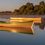 Sunrise at Loch Rusky thumbnail