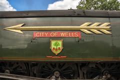 "34092 ""City of Wells"" (Gary S Bond) Tags: east lancashire railway lancs great britain united kingdom 2018 a65 alpha august england heritage historic history locomotive north rawtenstall shabbagaz sony steam train trains uk west eastlancashirerailway eastlancsrailway greatbritain unitedkingdom"