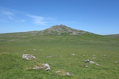 roughtor49 (West Country Views) Tags: rough tor cornwall bodmin moor scenery