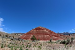 Painted Hills (daveynin) Tags: voicanic history red hill palette oregon desert