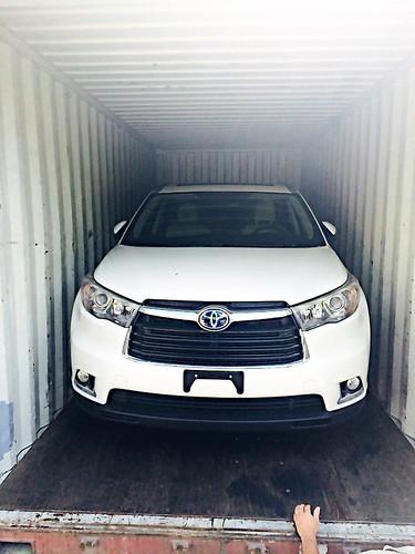 Toyota Highlander Hibrid USA-COL 2015