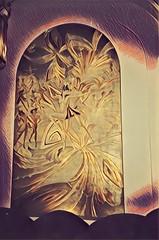 Los Angeles California - Millennium Biltmore Hotel Los Angeles - Historic Hotel - Lobby Decor (Onasill ~ Bill Badzo - 56 Million Views - Thank Yo) Tags: los angels ca california millennium biltmore hotel portico entrance ballroom processed hdr luxury pershing square us usa america 1923 hcm historic cultural monument la regalhotel historicsite nrhp attraction weddings meetings onasill renaissance revival mediterranean indoor losangeles gold decorative panel interior 300