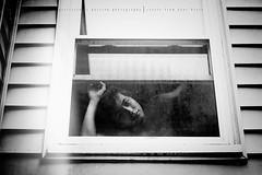 Gazing! (privizzinis passion photography) Tags: blackandwhite boy child chilren childhood portrait window people