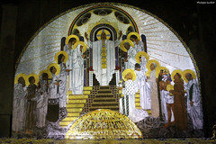 Gustav Klimt à l'Atelier des lumières (philippeguillot21) Tags: klimt atelier lumières paris france europe projection pixelistes christ saint canon