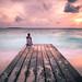 Peaceful Sunset - Maldives - Travel photography