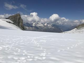 Piccolo Cervino 3.883 mt