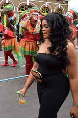 DSC_8086a Notting Hill Caribbean Carnival London Aug 27 2018 Stunning Girls (photographer695) Tags: notting hill caribbean carnival london exotic colourful costume girls dancing showgirl performers aug 27 2018 stunning ladies