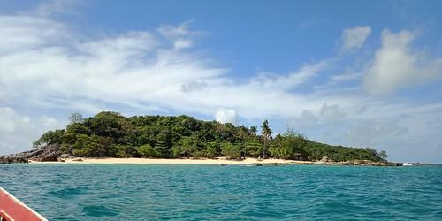 Bon Island, Phuket, Thailand