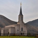 Star Valley Wyoming Temple, Day