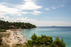 Koviou Beach (Georg Brutalis) Tags: beach chalkidiki eλλάδα eλλάσ griechenland hellas koviou kovioubeach strand xαλκιδική