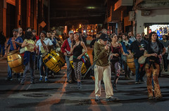 Bressband, Buenos Aires (reinaroundtheglobe) Tags: bressband buenosaires argentina street night streetphotography nightphotography people celebrating dancingpeople southamerica