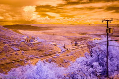 Jerome view (robpolder) Tags: 2018 fullspectrum infrared usa