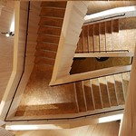 Think Corner wooden spiral staircase thumbnail