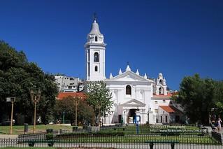 Buenos Aires, La iglesia de Nuestra Señora del Pilar