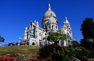 París - Le Sacre Coeur