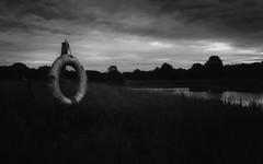 Lifebuoy (Riot Photography 101) Tags: monochrome blackandwhite landscape sony a77mk2