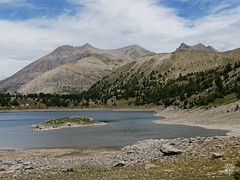 2018-09-16_9161723 © Sylvain Collet_DxO.jpg (sylvain.collet) Tags: mountains alpesdehauteprovence france wild montagne colmarslesalpes lacdallos nature