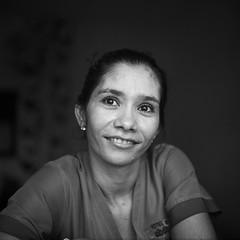 Angelica - Quibdó (RoryO'Bryen) Tags: angelica retrato quibdó chocó roryobryen copyrightroryobryen colombia atrato atratoriver rolleiflex portrait kodaktrix analoguephotography friends