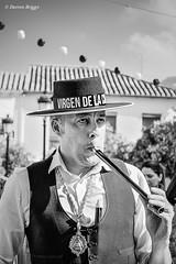 Benalmadena Feria August 2018 (I'mDKB) Tags: 1855mm 1855mmf3556 2018 august benalmadena feria nikond80 romany imdkb andalucia andalusia espana spain benalmádenapueblo pueblo blackandwhite bw monochrome mono whistle portrait retrato virgendelacruz romeria musician hat