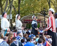 Aste Nagusia festival event at El Arenal Park in Bilbao, Spain (transitpeople) Tags: astenagustia bilbao elarenal spain españa paísvasco basquecountry