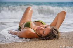 Cris (EXPLORE) (josmanmelilla) Tags: playas melilla mar olas modelos modelo belleza pwmelilla flickphotowalk pwdmelilla pwdemelilla sony españa