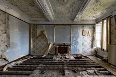 carmel de la réparation-0104 (Under The Dust) Tags: urbex couvent convent carmel abandonne religious