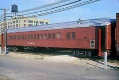 BN 968445 (Chuck Zeiler) Tags: bn 968445 railroad coach mow chicago train chuckzeiler chz clerestorycoachusstock illinois
