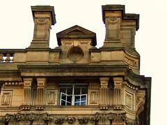 Castle Street Windows, Liverpool, England (teresue) Tags: 2017 uk unitedkingdom greatbritain england merseyside liverpool windows lookingup architerials castlestreet 1868