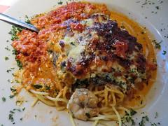 2018-081752 (bubbahop) Tags: 2018 amtraktrip moab utah usa dinner food pastajays restaurant seafood pasta