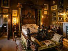 State Bedroom, Kingston Lacy, Wimborne Minster (Bob Radlinski) Tags: dorset england europe greatbritain kingstonlacy nationaltrust uk wimborneminster travel em1d1212orf