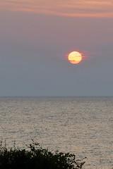 Sunset at Point Clark (Cori Mordaunt) Tags: sunset water greatlakes lakehuron pointclark ontario cottagecountry nikond600 d600