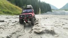 RC4WD Gelande  2 D90 (grimm.flickr) Tags: rc4wd land rover d90 rc tomahawk modellbau scale masstab 110 offroad 4x4 gelande 2