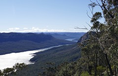 Looking across to the Blue Mountains (The Pocket Rocket, On and Off.) Tags: burragorangvalley lakeburragorang bluemountains nattaireserves newsouthwales australia