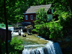 DSCN4635 (migen_46774) Tags: star mill decew falls waterfall ontario