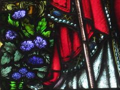 Detail of the Jesus as the Good Shepherd Stained Glass Window; St Mark the Evangelist Church of England - George Street, Fitzroy (raaen99) Tags: jesus thegoodshepherd jesusthegoodshepherd shepherd sheep crook malesaint saint bible biblical newtestament gospels johnsgospel iesushominumsalvator allegory allegorical symbol symbolism halo brooksrobinsonandcompany brooksrobinsoncompany brooksrobinsonstainedglass brooksrobinsoncompanystainedglass brooksrobinsonandcompanystainedglass stainedglass 20thcenturystainedglass twentiethcenturystainedglass leadlight leadlightglass 1920s 20s stmarktheevangelist stmarks stmarksfitzroy stmarksanglican churchofengland anglicanchurch anglican fitzroychurch fitzroy georgest georgestreet church placeofworship religion religiousbuilding religious melbourne melbournearchitecture gothicarchitecture gothicrevivalarchitecture gothicrevivalchurch gothicchurch gothicbuilding gothicrevivalbuilding gothicstyle gothicrevivalstyle architecture building window stainedglasswindow gothic gothicdetail lancet lancetwindow