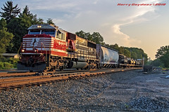 Norfolk Southern (Honoring First Responders) EMD SD60E 911 (Harry Gaydosz) Tags: trains railroads locomotives pa pennsylvania ns norfolksouthern ns911 ns056 enonvalley