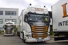"Scania R Streamline Topline "" LEX-US "" (D) (magicv8m) Tags: scania r streamline topline lexus d tir trans transport lkw"
