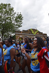 DSC_7132 Notting Hill Caribbean Carnival London Exotic Colourful Costume Girls Dancing Showgirl Performers Aug 27 2018 Stunning Ladies (photographer695) Tags: notting hill caribbean carnival london exotic colourful costume girls dancing showgirl performers aug 27 2018 stunning ladies