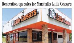 Little Ceasars / Little Caesars (The Mandela Effect Database) Tags: little ceasars caesars mandela mandala mandelaeffect residual research residue proof print news newspaperscom newspapers