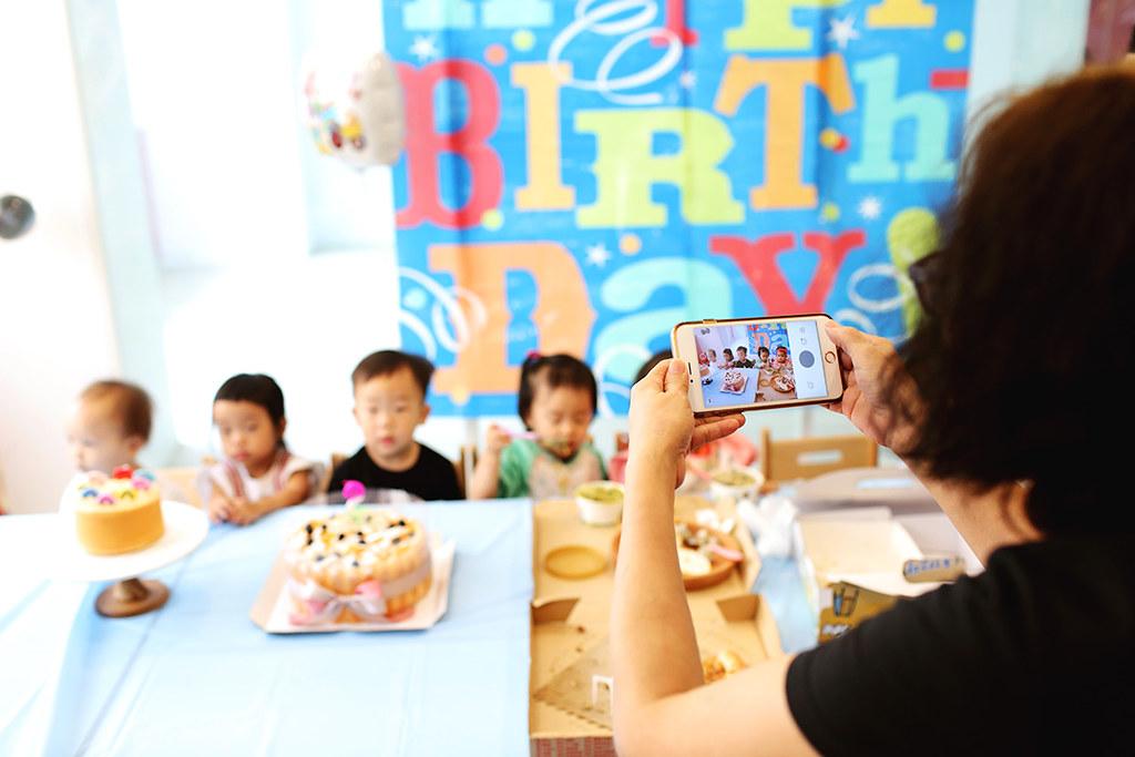 """""""寶寶生日派對,親子寫真,生日會攝影師,女攝影師,推薦,自然風格,雙子小姐"""""""