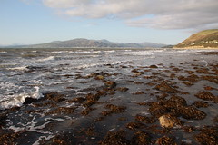 See you on the other side (Andrew 62) Tags: llywyngwryl beach coast sea rock sky cloud waves cymru wales gwynedd
